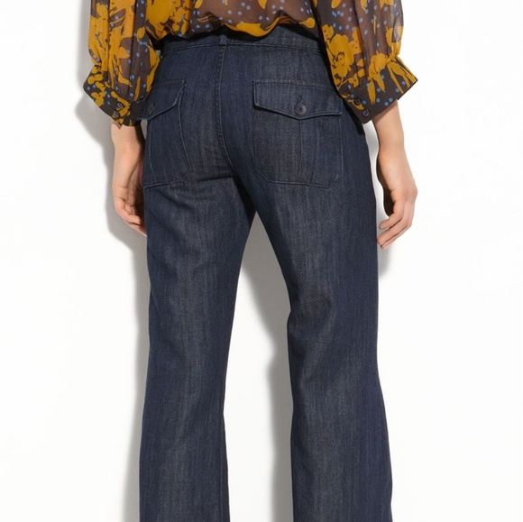 David Kahn Denim - David Kahn Laura Wide Leg Trouser